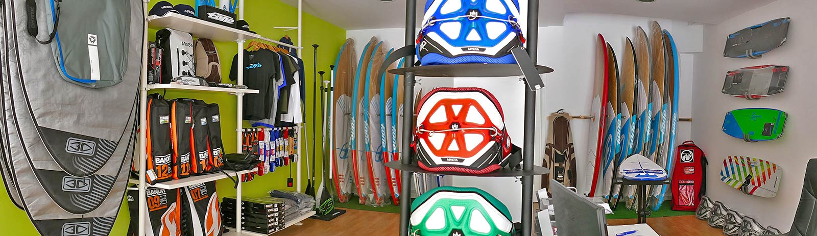 showroom kite sup hydrofoil carver