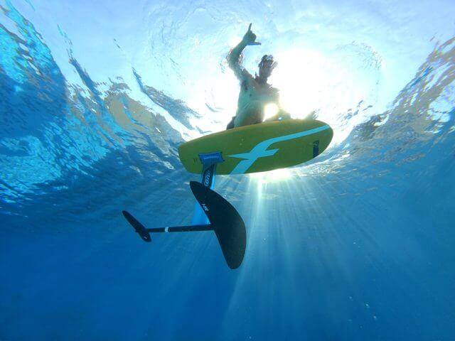 surf foil vasco lisboa portugal